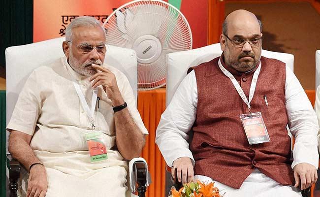 మోడీ..అమిత్ షా ద్వయానికి ఉప ఎన్నికల షాక్!
