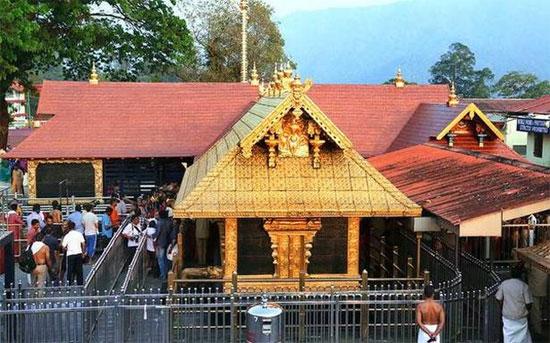 శబరిమల ఆలయం మూసివేత