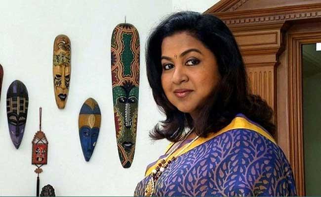 శ్రీలంకలో రాధిక 'ఎస్కేప్'