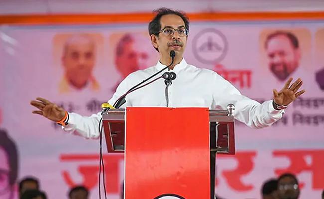 'మహా' సస్పెన్స్ ముగిసింది...కొత్త సీఎంగా ఉద్ధవ్