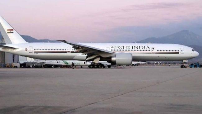 మోడీ 'ఎయిర్ ఇండియా వన్' 777 బోయింగ్ వచ్చేసింది
